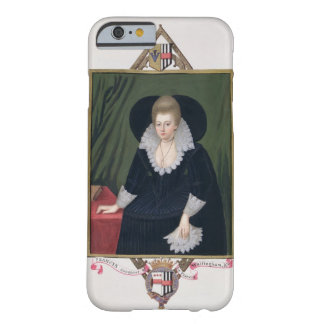 Portrait of Frances Walsingham, Countess of Essex Barely There iPhone 6 Case