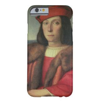 Portrait of Francesco della Rovere, Duke of Urbino Barely There iPhone 6 Case