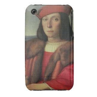 Portrait of Francesco della Rovere, Duke of Urbino iPhone 3 Case-Mate Cases