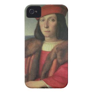 Portrait of Francesco della Rovere, Duke of Urbino iPhone 4 Case