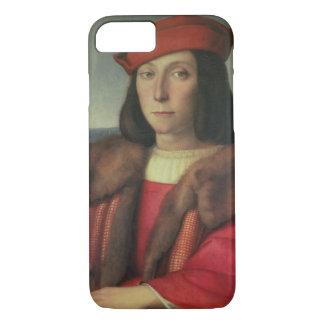 Portrait of Francesco della Rovere, Duke of Urbino iPhone 8/7 Case
