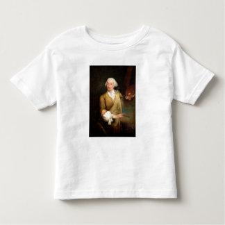 Portrait of Francesco Guardi (1712-93) (oil on can Toddler T-Shirt