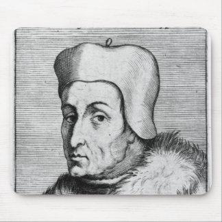 Portrait of Francesco Guicciardini Mouse Pad