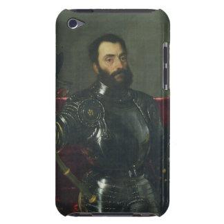 Portrait of Francesco Maria Della Rovere, Duke of Barely There iPod Covers