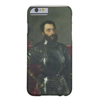 Portrait of Francesco Maria Della Rovere, Duke of Barely There iPhone 6 Case