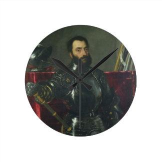 Portrait of Francesco Maria Della Rovere, Duke of Wallclocks