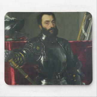 Portrait of Francesco Maria Della Rovere, Duke of Mouse Pad