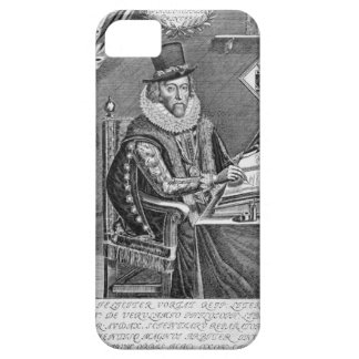 Portrait of Francis Bacon (1561-1626) Viscount of Barely There iPhone 5 Case
