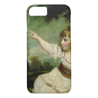 Portrait of Francis George Hare, oldest son of Fra iPhone 8/7 Case