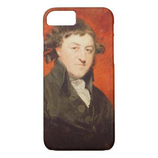 Portrait of Francis Hargrave (1741-1821), 1787 (oi iPhone 7 Case