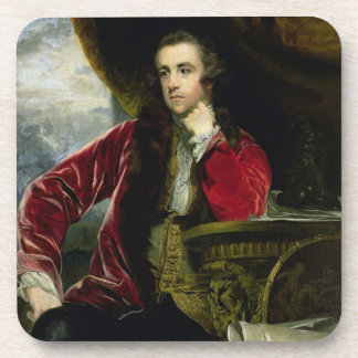 Portrait of Francis Russell, the Marquess of Tavis Drink Coaster