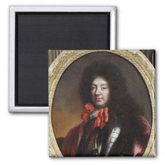 Portrait of Francois Adhemar de Castellane Magnet