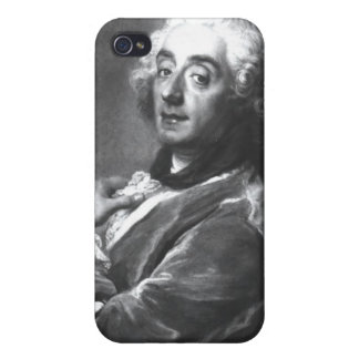 Portrait of Francois Boucher  1741 Covers For iPhone 4