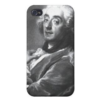 Portrait of Francois Boucher  1741 Case For iPhone 4