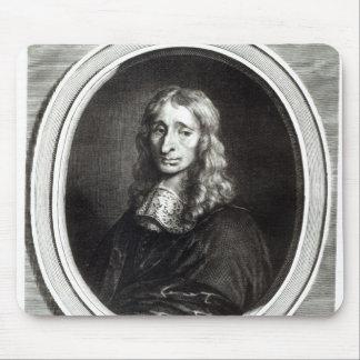 Portrait of Francois Mansart Mouse Pad