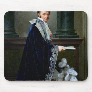 Portrait of Francois-Nicolas Mollien  1806 Mouse Pad