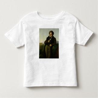 Portrait of Francois Rene  Vicomte Toddler T-Shirt