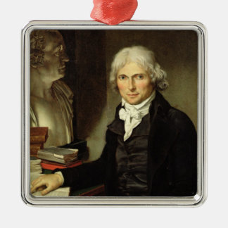 Portrait of Francois Xavier Bichat Christmas Ornament