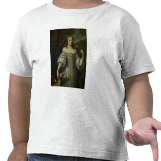 Portrait of Francoise Louise de la Baume T Shirts