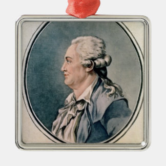 Portrait of Franz Anton Mesmer Christmas Ornament