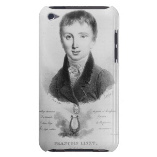 Portrait of Franz Liszt (1811-86) aged 11 (engravi iPod Touch Cover