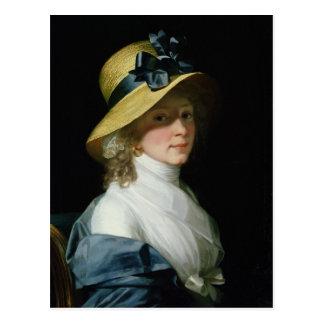 Portrait of Frau Senator Elisabeth Hudtwalcker Postcards