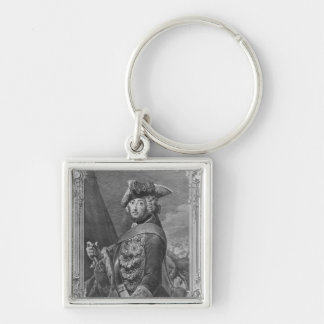 Portrait of Frederick II, The Great Key Ring