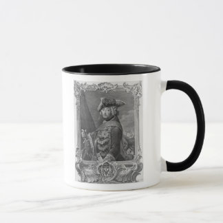 Portrait of Frederick II, The Great Mug