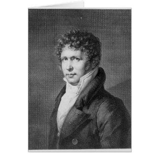 Portrait of Friedrich Heinrich Alexander Cards