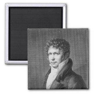 Portrait of Friedrich Heinrich Alexander Magnet
