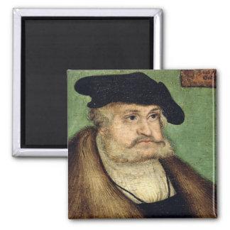 Portrait of Friedrich III  Elector of Saxony Magnet