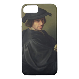 Portrait of Galeazzo Campi (1475-1536) the Artist' iPhone 8/7 Case