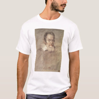 Portrait of Galileo Galilei  Astronomer T-Shirt