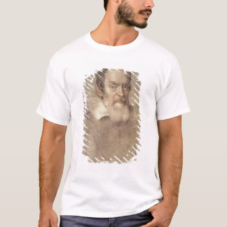 Portrait of Galileo Galilei  Astronomer T-Shirt