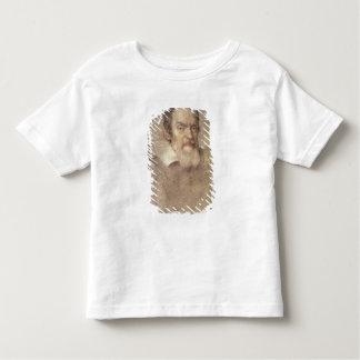 Portrait of Galileo Galilei  Astronomer Toddler T-Shirt