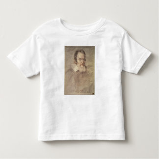 Portrait of Galileo Galilei  Astronomer Toddler T-Shirt