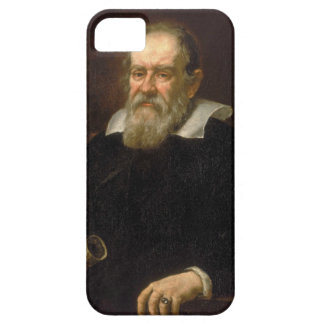 Portrait of Galileo Galilei by Justus Sustermans iPhone 5 Cases