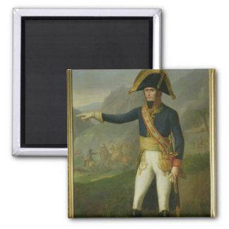 Portrait of General Charles Victor Magnet