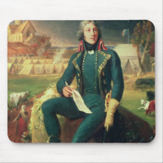 Portrait of General Louis-Lazare Hoche Mouse Pad