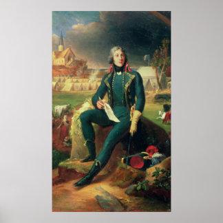 Portrait of General Louis-Lazare Hoche Posters
