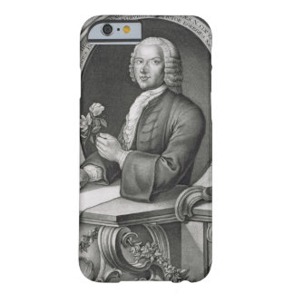 Portrait of Georg Dionysius Ehret (1710-70) engrav Barely There iPhone 6 Case