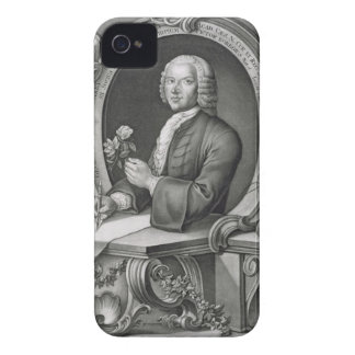 Portrait of Georg Dionysius Ehret (1710-70) engrav iPhone 4 Case