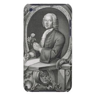 Portrait of Georg Dionysius Ehret (1710-70) engrav iPod Touch Case