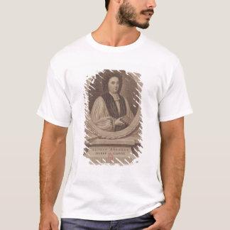 Portrait of George Berkeley  Bishop T-Shirt