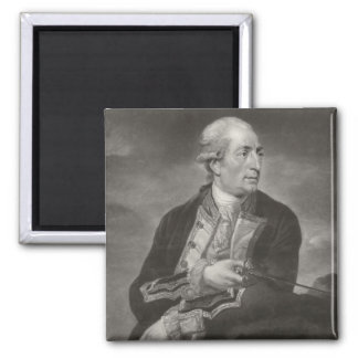 Portrait of George Farmer (1732-79) Captain of HMS Square Magnet