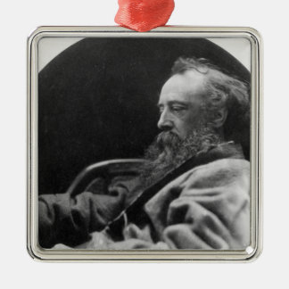Portrait of George Frederick Watts Christmas Ornament