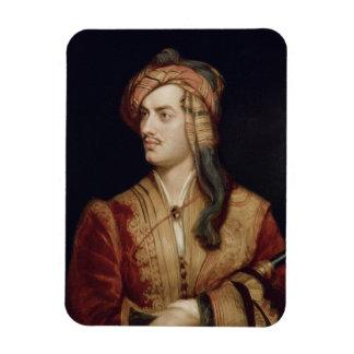 Portrait of George Gordon (1788-1824) 6th Baron By Rectangular Photo Magnet
