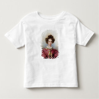 Portrait of George Sand  1830 Toddler T-Shirt