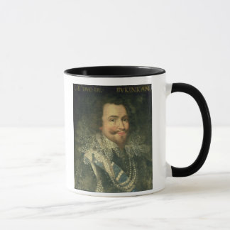 Portrait of George Villiers, 1st Duke of Buckingha Mug