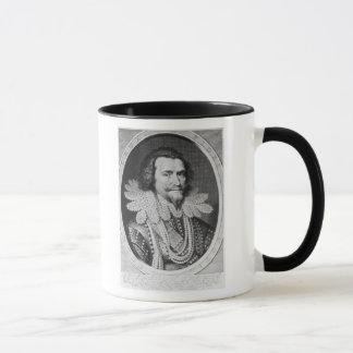 Portrait of George Villiers Mug